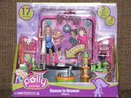 Polly Pocket Dance 'n Groove Disco