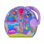 Polly Pocket Shimmer N Splash Cove Lea