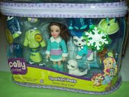 Polly Pocket Sparklin' Pets Lila