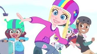 Polly Pocket Brand New Trailer 2018 Series Videos for Kids