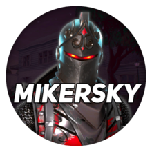 MikerSKY LOGO Not Background