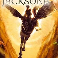 Percy Jackson na okładce książki <i><a href=