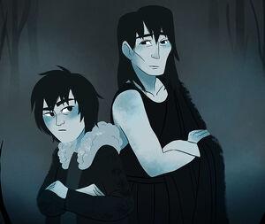 Hades i Nico RR