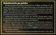 HoM&M3RoE - prasa