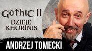 Projekt Nestorzy - Andrzej Tomecki (film dokumentalny)
