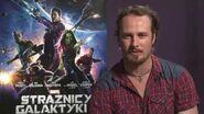 Strażnicy Galaktyki - wywiad z Pawłem Małaszyńskim
