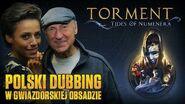 Torment Tides of Numenera (kulisy dubbingu)
