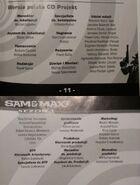 Sam&Max - instrukcja