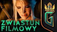 Gwint - Wiedźmińska gra karciana (zwiastun filmowy)