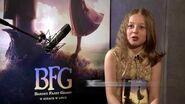 BFG - Bardzo Fajny Gigant (making of dubbing nr 3)