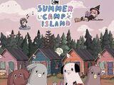 Obóz na wyspie