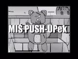 Miś Push-Upek