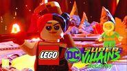 LEGO DC Super-Villains – Złoczyńcy (edytor postaci)