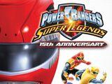 Power Rangers: Super Legendy