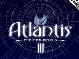 Atlantis III: Nowy świat