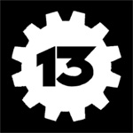 Baner kwadratowy 13s