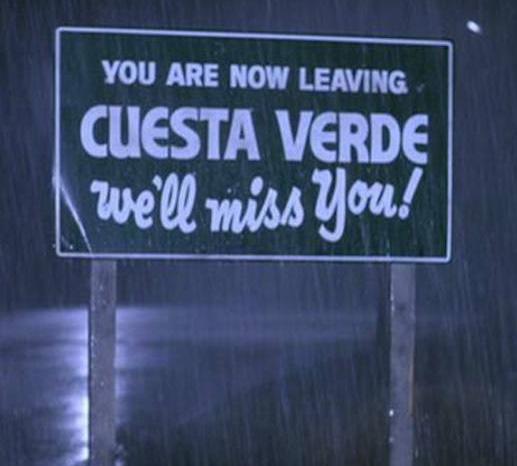 Image result for Cuesta verde poltergeist