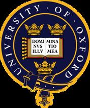 Oxford University svg