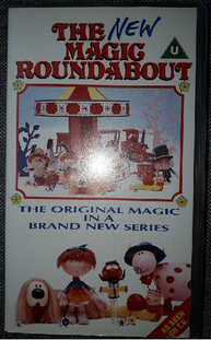 The New Magic Roundabout vhs