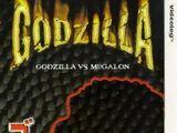 The Original Godzilla - Godzilla Vs Megalon