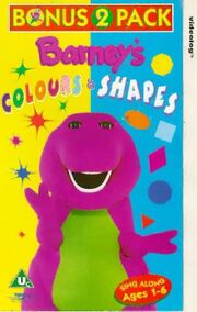 Barney'sColours&Shapes