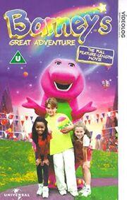 Barney'sGreatAdventure