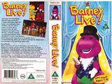 Barney Live!