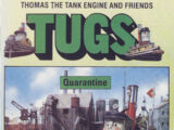 TUGS - Jinxed, Quarantine and Up River