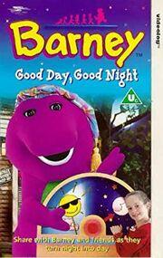 BarneyGoodDayGoodNight