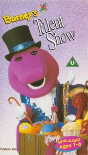 Barney'sTalentShowUKVHS