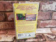Barney In Concert Sing Along Children's VHS Video Tape Vintage Classic TBLO 3