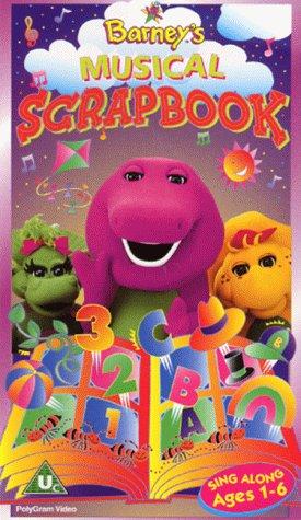 Barney'sMusicalScrapbook
