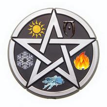 Polymagikum Tamriel Wappen
