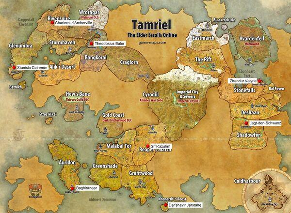 Tamriel Makler