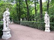 Vertumnus and Pomona-Summer Garden-Saint Petersburg