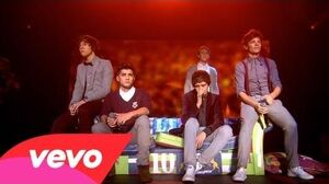 One Direction - More Than This (Up All Night The Live Tour)