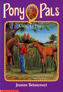 Pony Pals 24 Unlucky Pony cover