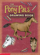 The Official Pony Pals Drawing Book cover