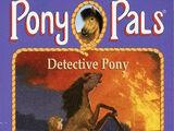 Detective Pony