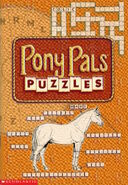 Pony Pals Puzzles front cover