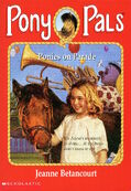 Pony Pals 38 Ponies on Parade cover
