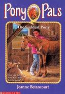 Pony Pals 18 The Saddest Pony cover