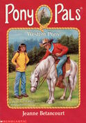 Pony Pals 22 Western Pony cover