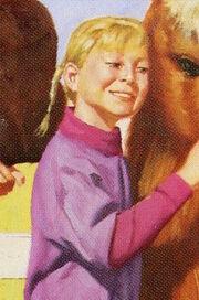 Mimi Kline from Pony Pals book 14
