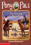 Pony Pals 16 The Missing Pony Pal cover