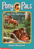 Pony Pals 23 The Pony and the Bear cover