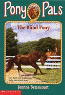 Pony Pals 15 The Blind Pony cover