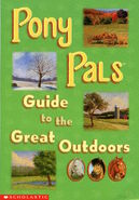 Pony Pals Guide to the Great Outdoors front cover