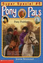 Pony Pals Super Special 5 Pony Problem cover