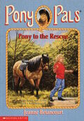 Pony Pals 5 Pony to the Rescue cover